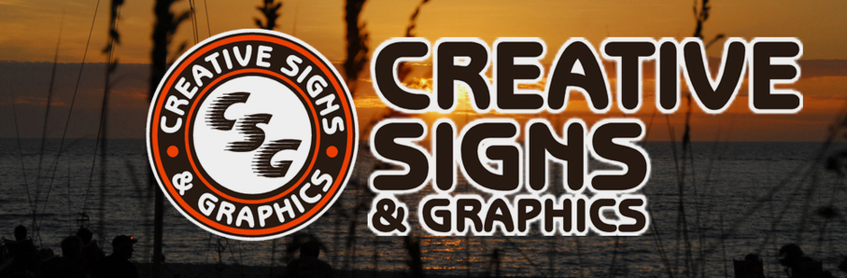 Creative Signs And Graphics